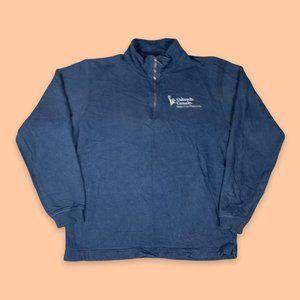Colorado 1/4 Zip Vintage Sweatshirt